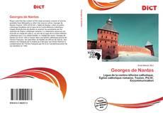 Buchcover von Georges de Nantes