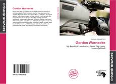 Bookcover of Gordon Warnecke