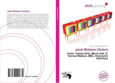 Bookcover of Jack Watson (Actor)