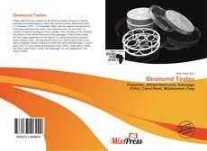Buchcover von Desmond Tester