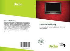 Borítókép a  Leonard Whiting - hoz