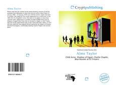 Portada del libro de Alma Taylor