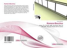 Bookcover of Kamara Bacchus