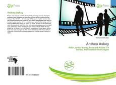 Anthea Askey kitap kapağı