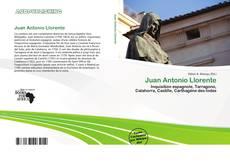 Обложка Juan Antonio Llorente