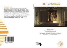 Bookcover of Giorgio Preca