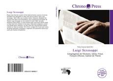 Buchcover von Luigi Scrosoppi