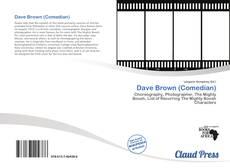 Dave Brown (Comedian) kitap kapağı