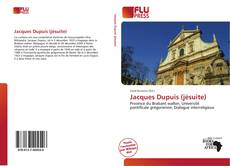 Bookcover of Jacques Dupuis (jésuite)