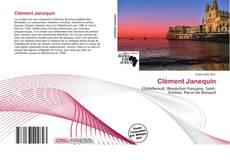 Buchcover von Clément Janequin