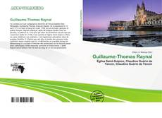 Bookcover of Guillaume-Thomas Raynal