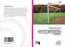 Capa do livro de Abdul Osman