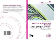 Bookcover of Economy of Antigua and Barbuda