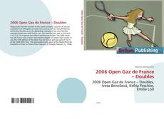 Обложка 2006 Open Gaz de France – Doubles