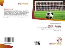 Buchcover von Daniel Owusu