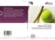 Buchcover von 2006 Zurich Open