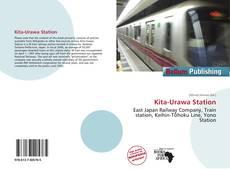 Kita-Urawa Station kitap kapağı