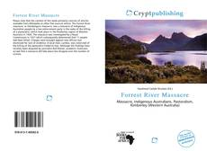 Capa do livro de Forrest River Massacre