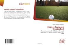 Charles Sampson (Footballer) kitap kapağı