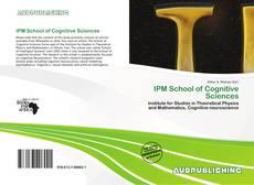 Copertina di IPM School of Cognitive Sciences