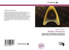 Bookcover of Andrey Tatarinov