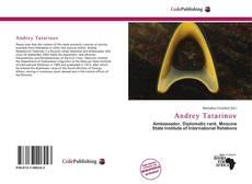 Andrey Tatarinov kitap kapağı