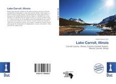 Обложка Lake Carroll, Illinois