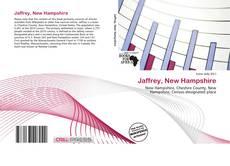 Buchcover von Jaffrey, New Hampshire
