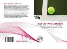 Buchcover von 2005 BNP Paribas Masters
