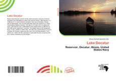 Lake Decatur kitap kapağı