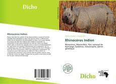 Обложка Rhinocéros Indien