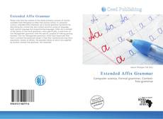 Couverture de Extended Affix Grammar