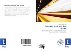 Couverture de German National Rail Strike