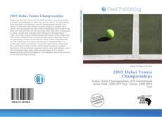 Bookcover of 2005 Dubai Tennis Championships