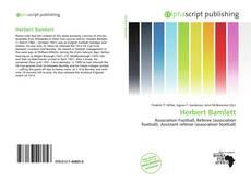 Herbert Bamlett的封面