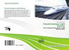 Portada del libro de Fulwah-Islampur Light Railway
