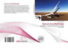 Buchcover von Cyrus Leroy Baldridge