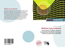 Capa do livro de William Ling (referee)