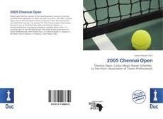 Copertina di 2005 Chennai Open