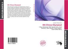8th Chess Olympiad kitap kapağı
