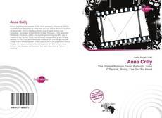 Portada del libro de Anna Crilly