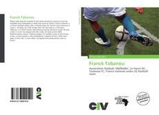Couverture de Franck Tabanou