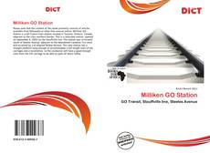 Bookcover of Milliken GO Station