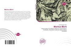 Portada del libro de Markus Merk