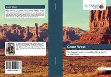 Capa do livro de Gone West