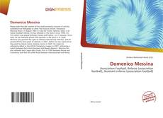 Portada del libro de Domenico Messina