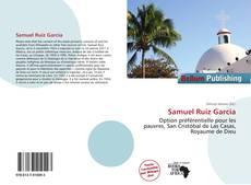Capa do livro de Samuel Ruiz Garcia