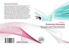 Buchcover von Kazimierz Konopka