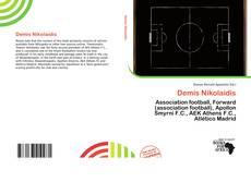 Bookcover of Demis Nikolaidis