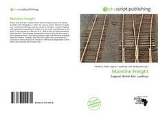 Mainline Freight kitap kapağı
